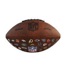 Wilson NFL Off Throwback 32 American Football - One Size