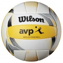Wilson AVP II Replica Beach Volleyball - One Size